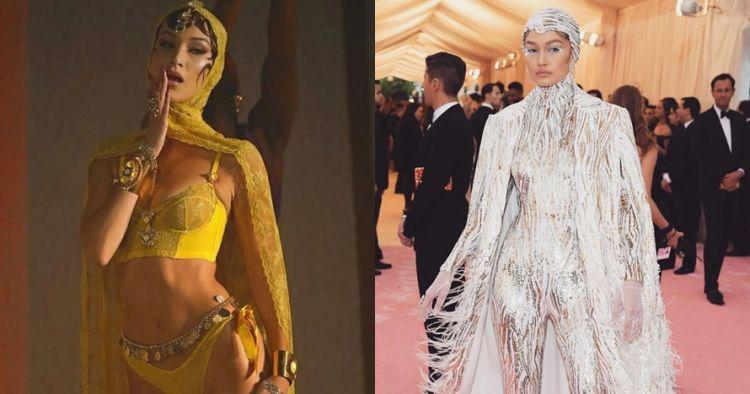 Sama-sama super model, ini 10 beda gaya Bella & Gigi Hadid