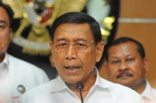 Ini yang dilakukan Wiranto saat pelantikan Presiden 2019