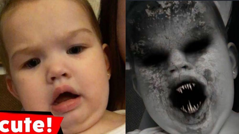 bayi pakai filter kamera ini bikin gagal gemas istimewa