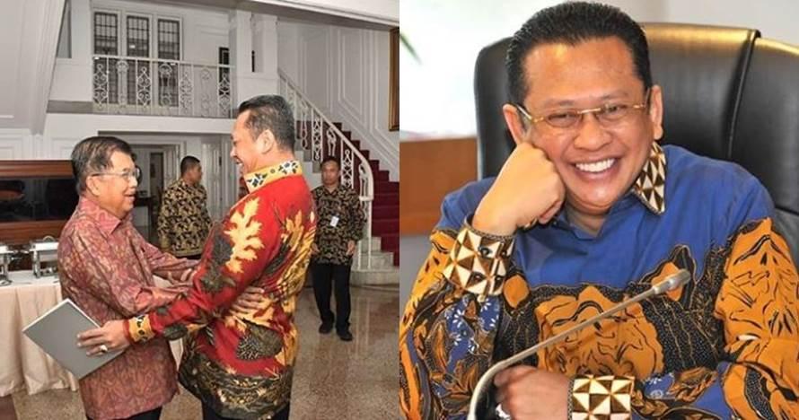 Bambang Soesatyo sampaikan pantun penghormatan JK berbahasa Bugis
