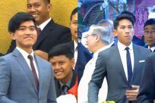 Gaya 5 anak kepala negara hadiri pelantikan Presiden 2019