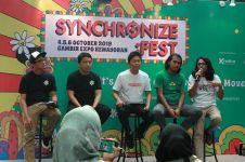 Bakal banyak kejutan di Synchronize 2019, festival musik multigenre