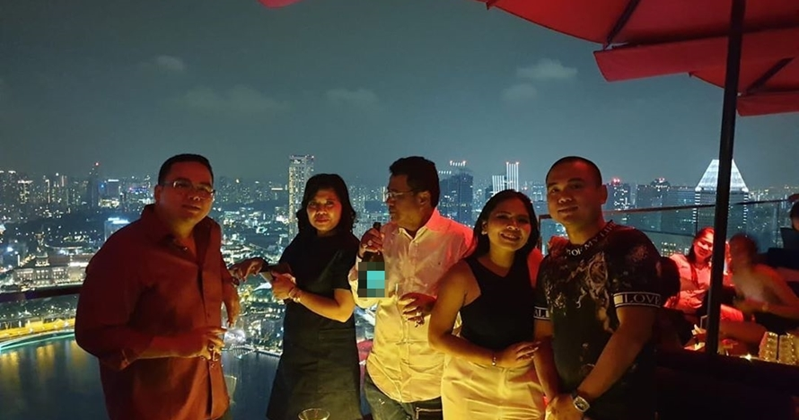 9 Momen perayaan ultah Hotman Paris di Singapura, mewah abis