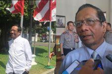 Mahfud MD ungkap rencana pelantikan menteri kabinet Jokowi