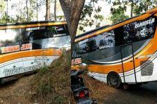 Sopir pakai GPS, bus ini tersesat dilewatkan hutan belantara