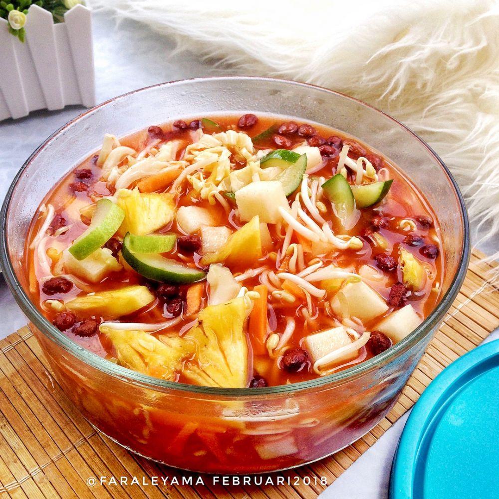 15 Resep makanan khas Sunda, enak, sederhana dan praktis Instagram/@masakanlokalindonesiaku @tasikmalayadelicious
