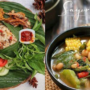 15 Resep makanan khas Sunda, enak, sederhana dan praktis