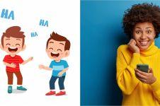 125 Kata-kata status lucu bikin ngakak untuk media sosial