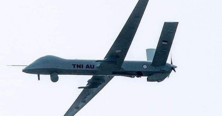 Pantau pelantikan presiden, drone TNI ini berharga fantastis