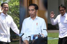 Dulu tak tertarik, 3 tokoh ini kini siap jadi menteri Jokowi