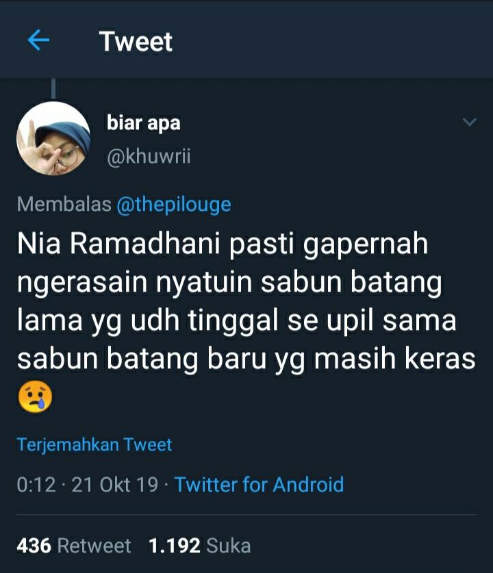 Reaksi Nia Ramadhani tak bisa kupas salak © 2019 brilio.net