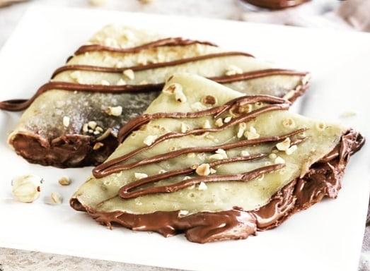 11 Cara membuat crepes, enak, mudah dibuat dan anti gagal Instagram/@endeus.tv  @resepkuenonamanis