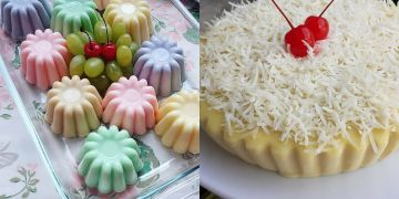 7 Cara membuat puding keju, enak dan super lembut