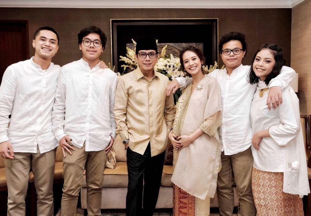 6 Fakta Giata Putri, Istri Wisnutama bakal calon Menteri Kabinet kerja Jilid II Instagram/@gistaputri