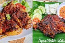 14 Resep cara membuat ayam bakar, enak dan simpel