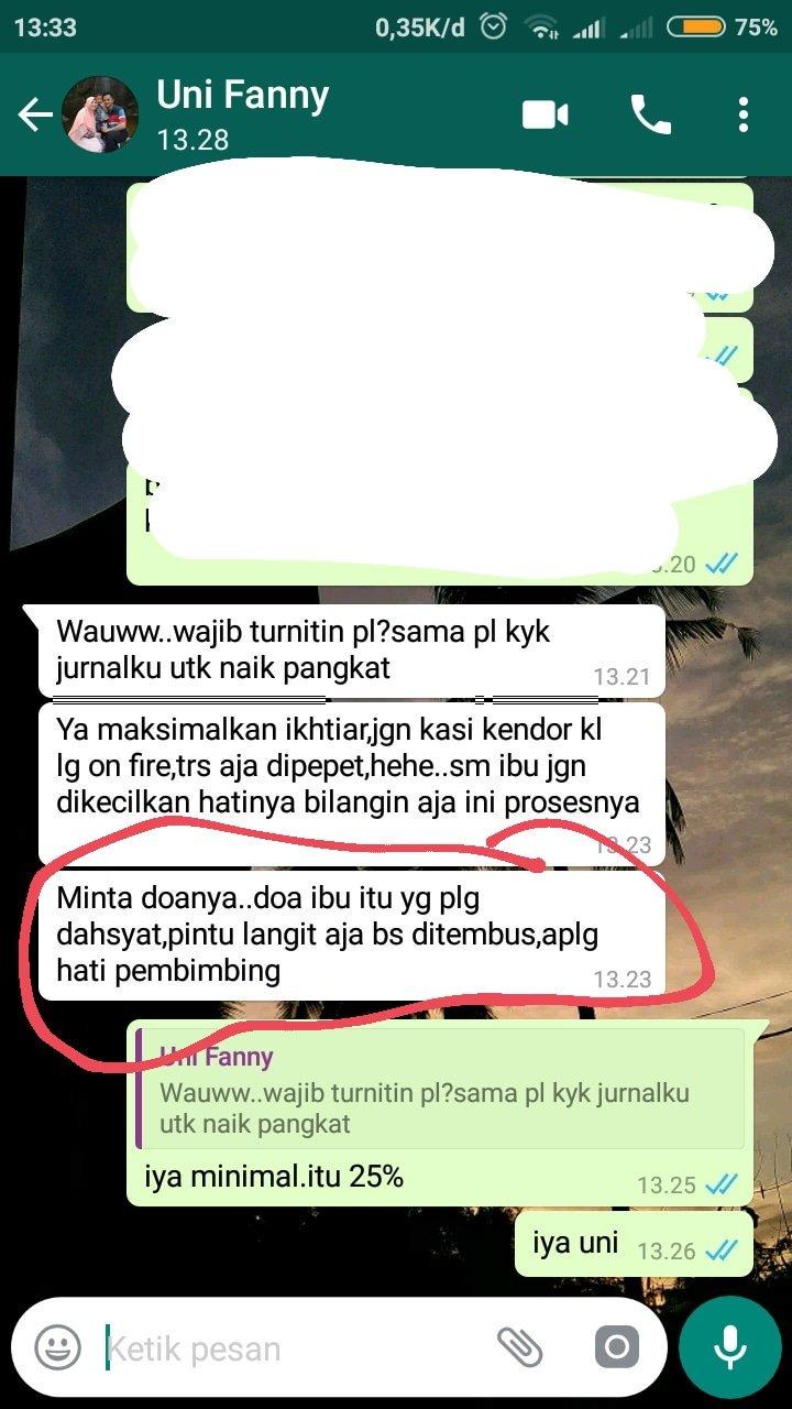 chat keluarga bikin tepuk jidat Istimewa