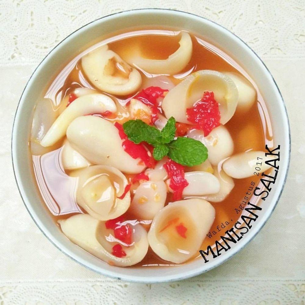 7 Cara membuat manisan salak enak, segar, dan bikin nagih © 2019 brilio.net
