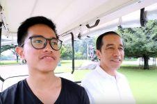 Jokowi panggil calon menteri ke Istana, reaksi Kaesang kocak