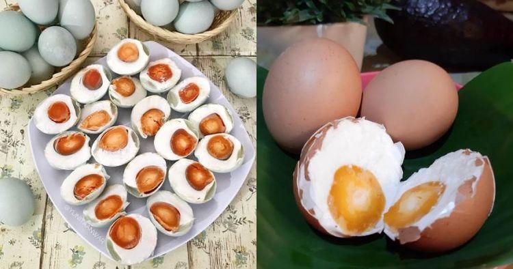 5 Cara membuat telur asin enak, gurih, dan mudah