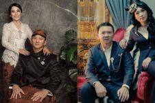 10 Foto prewedding Ahok dan Puput, konsepnya Jawa dan modern
