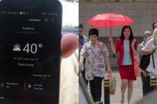 4 Penyebab suhu panas di beberapa wilayah Indonesia