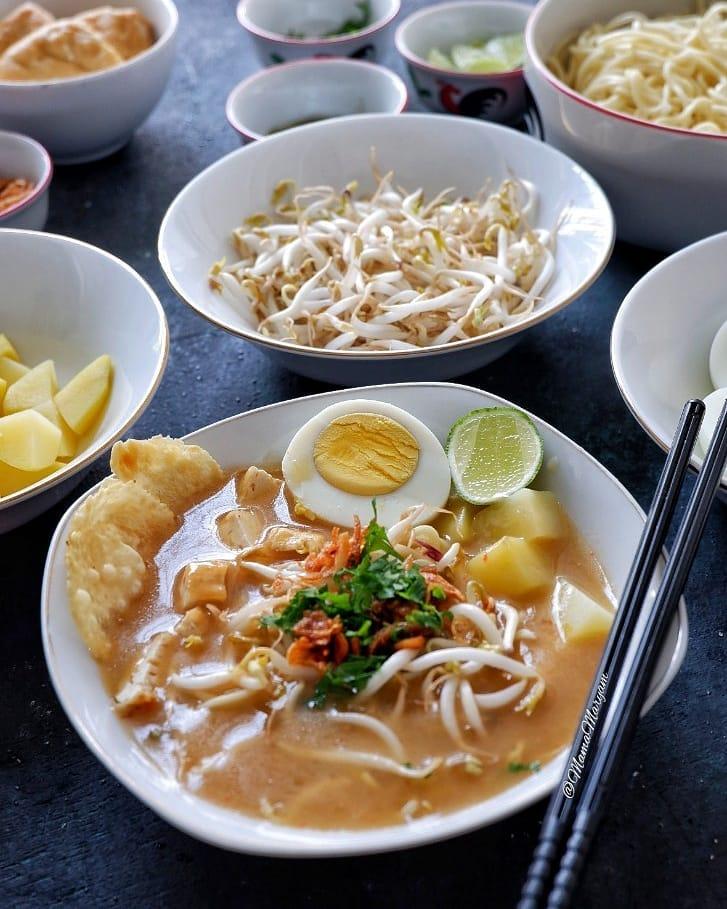 Resep makanan khas Sumatera Utara Instagram