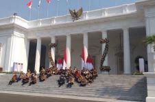 Ini daftar lengkap susunan kabinet Indonesia Maju