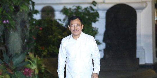 Jenderal TNI Polri di kabinet Indonesia Maju © 2019 berbagai sumber