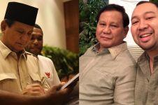 5 Momen Prabowo didampingi sang anak saat dilantik jadi menteri