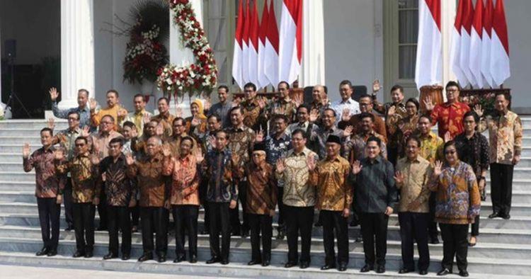 3 Kementerian ini punya nama baru di Kabinet Jokowi-Ma'ruf Amin