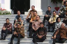 7 Kejutan di pengumuman Kabinet Jokowi-Ma'ruf Amin