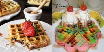 12 Resep dan cara membuat waffle, enak dan lembut