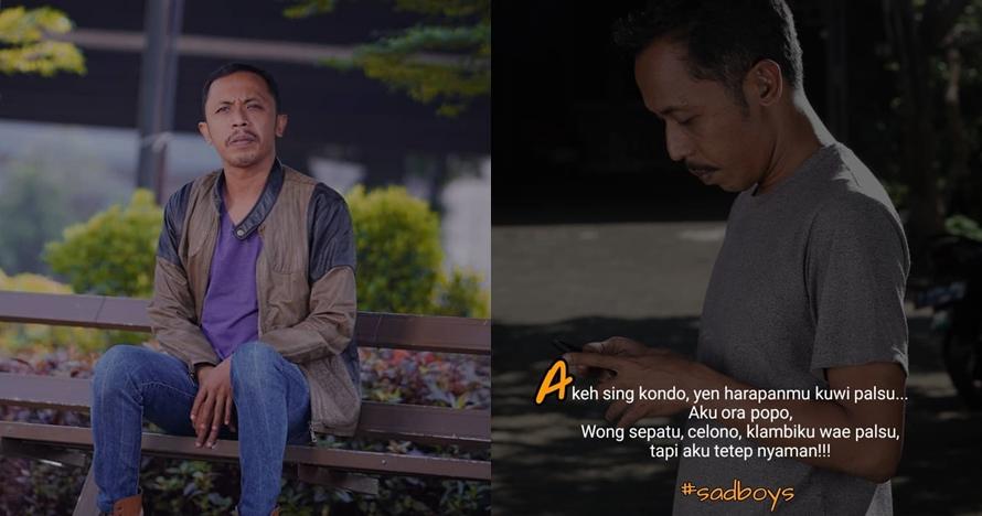 10 Kata-kata cinta bahasa Jawa ala Mas Pur TOP, bikin baper