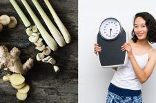 8 Manfaat jahe dan serai untuk kesehatan