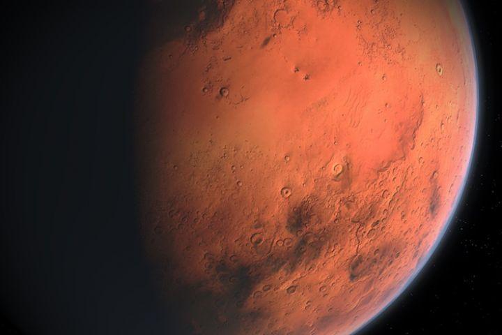 Ilmuwan senior NASA temukan alien di Mars, mitos atau fakta?