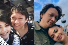 Unggahan pertama Rina Nose usai menikah dengan Josscy