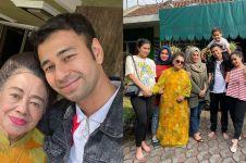 8 Momen kedekatan Raffi Ahmad dan Nenek Popon, sweet banget