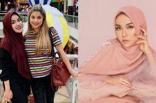 Jarang tersorot, ini 8 momen Medina Zein bareng Sarah Azhari