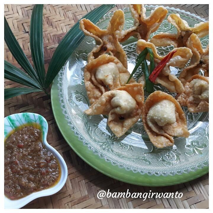 10 Cara membuat batagor Bandung enak, mudah, dan istimewa instagram