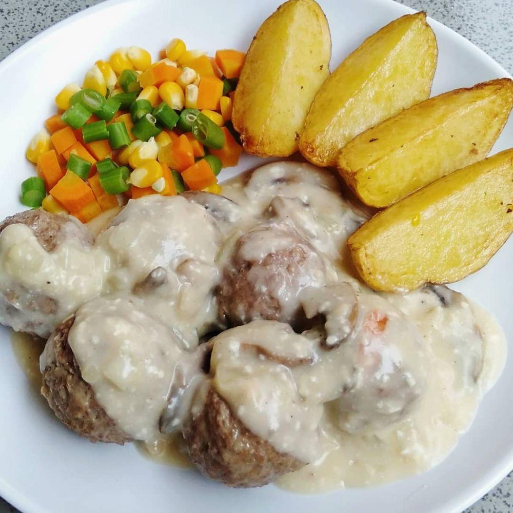 10 Cara membuat saus steak ala restoran, lezat dan praktis instagram