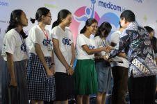 Roadshow ke Jogja, OSC Medcom.idjaring siswa berprestasi