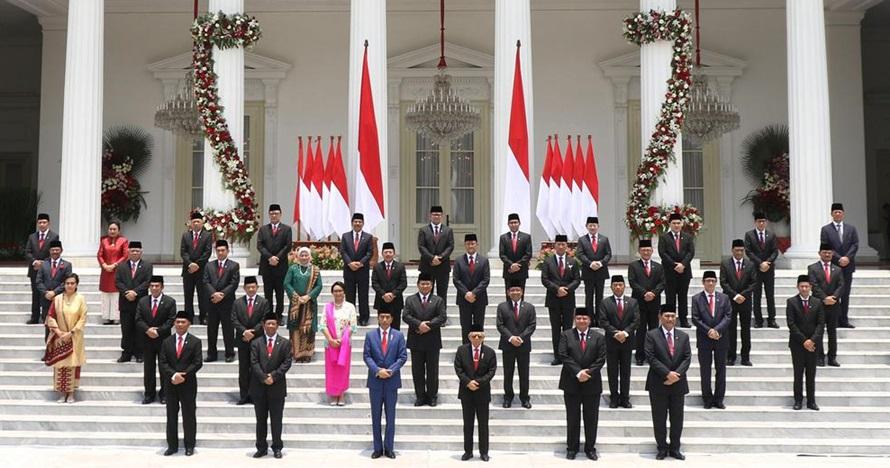 Harta kekayaan 10 menteri Jokowi, siapa paling tajir?
