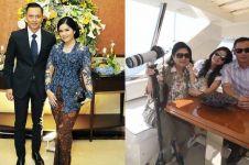 Cerita Annisa Pohan dikenalkan AHY pada Ani Yudhoyono