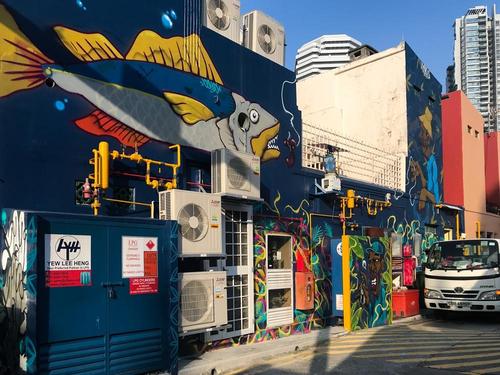Seni November Singapura berbagai sumber