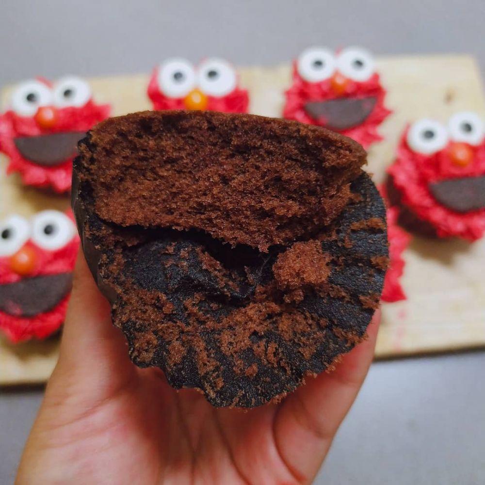 Resep dan cara membuat cupcake Instagram