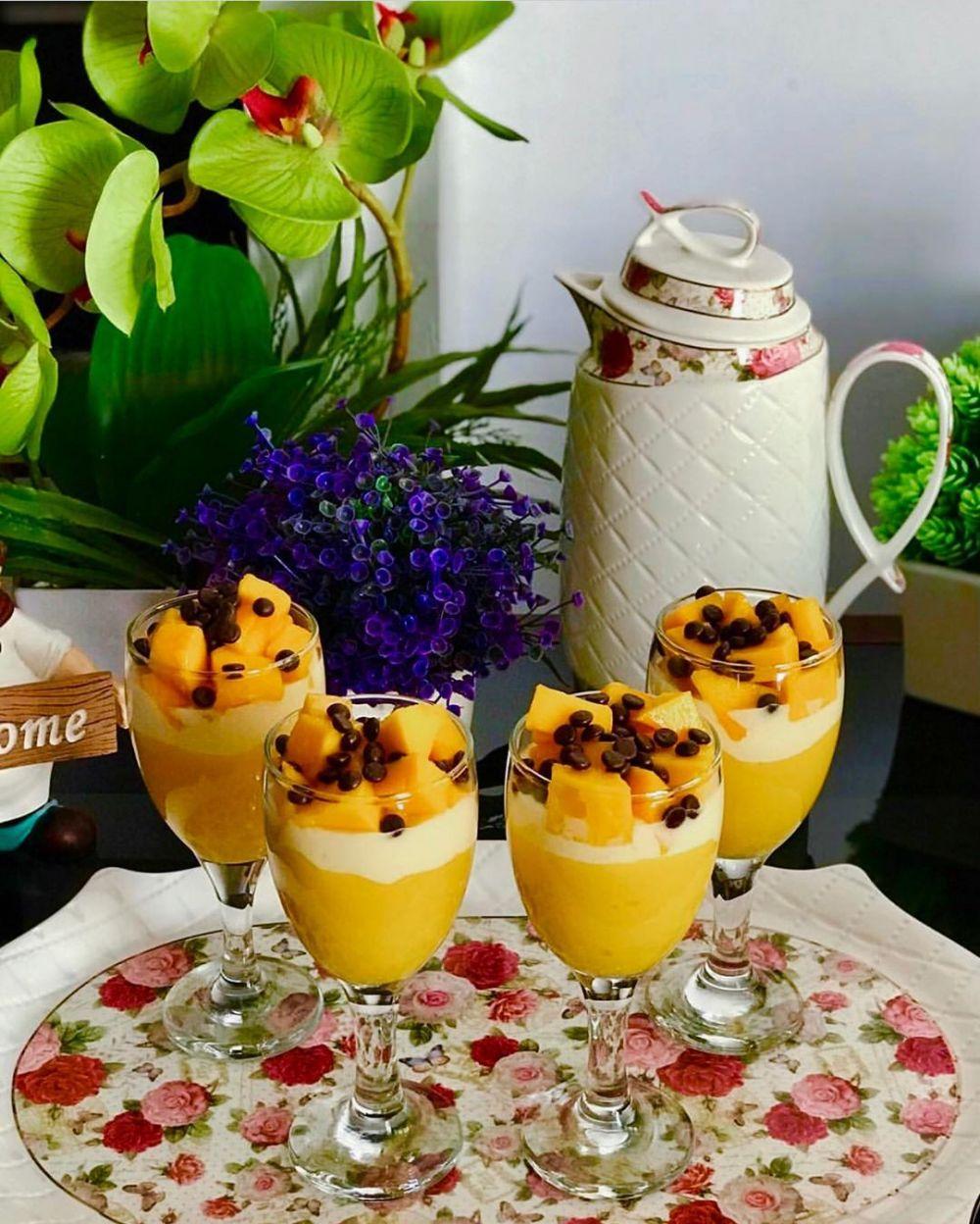 10 Cara membuat yogurt ala rumahan, mudah, lezat, dan sehat instagram