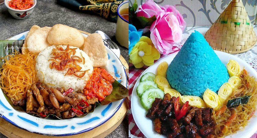7 Cara membuat nasi uduk, enak, gurih, dan sederhana