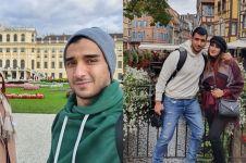 10 Potret bulan madu Tania Nadira & Abdulla 90 hari di Eropa