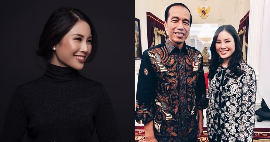 Jokowi panggil Angela Tanoesoedibjo ke Istana, jadi wakil menteri?