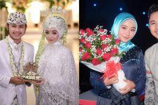 9 Momen Ega & Rafly D'Academy sebagai pengantin baru, sweet